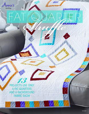 Fat Quarter Shuffle 21