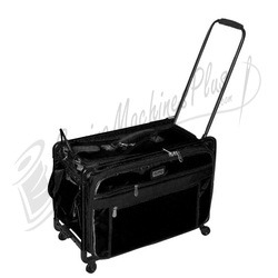 Click for Tutto Large Machine On Wheels Case - Black