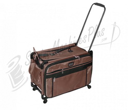 Click for Tutto Large Machine On Wheels Case - Chocolate