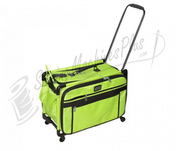 Click for Tutto Large Machine On Wheels Case - Lime