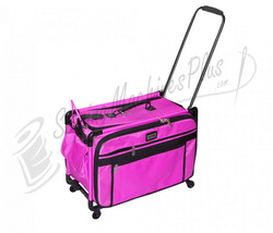Click for Tutto Large Machine On Wheels Case - Pink