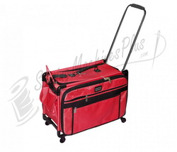 Click for Tutto Large Machine On Wheels Case - Red