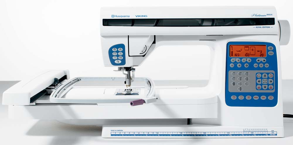 Husqvarna Viking Sewing Gallery & The Ultimate Sewing Place