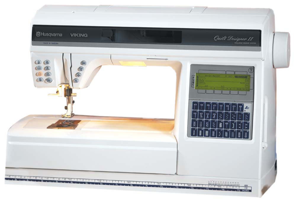 Husqvarna-Viking Sewing-Embroidery Machine Designer SE Review
