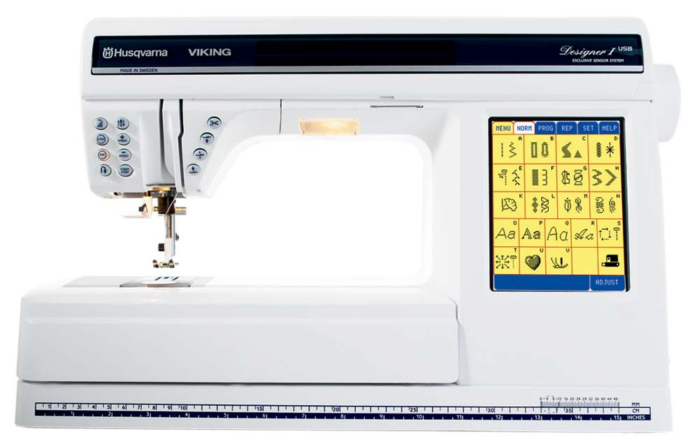 viking sewing machine 1