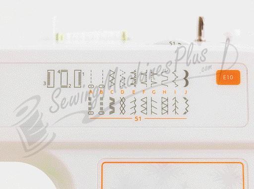 viking e10 sewing machine