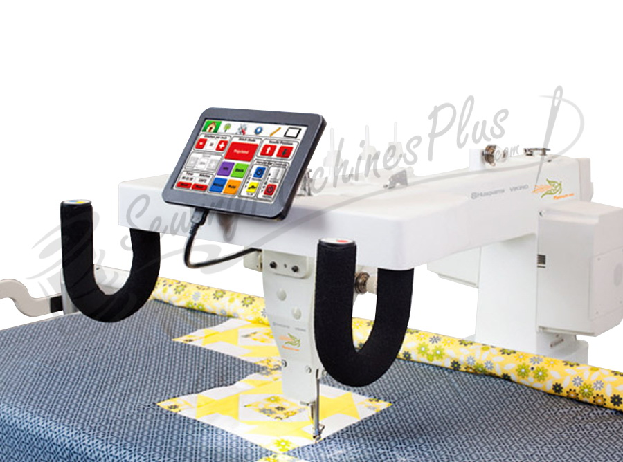 Quilting machines pictures to pin on pinterest