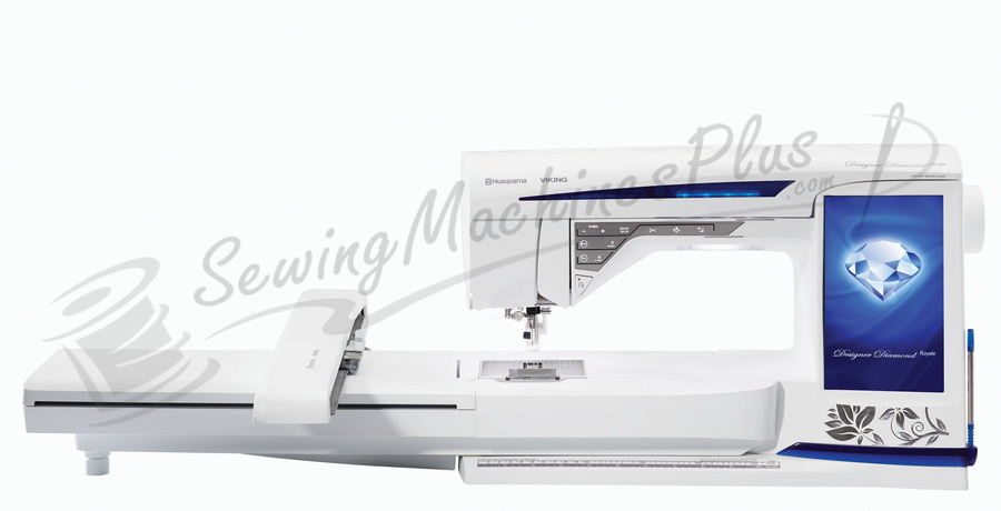 viking husqvarna embroidery machine