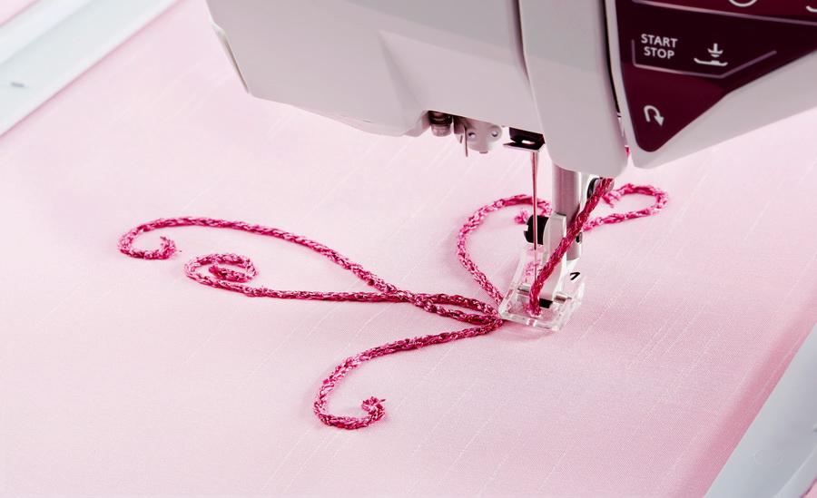 viking ruby embroidery machine