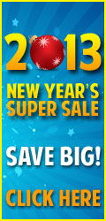 New Year's Super Sale!.
