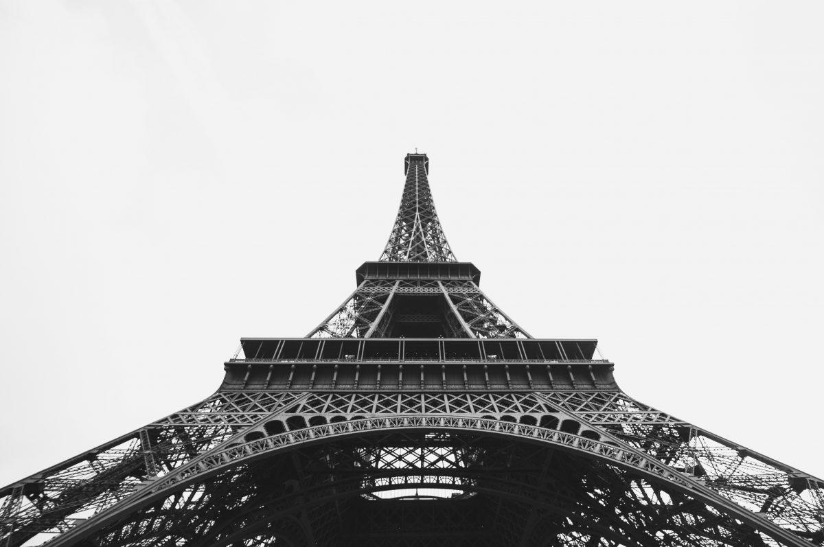 Oui, Oui – A Sheer Evening Bolero With French Seams