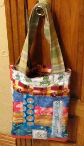 DIY - The Striped Tote