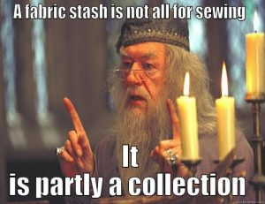 This is post one of a three part series on storing your fabric. Post two (how to store your works in progress) and post three (how to store your fabric scraps) are coming soon.