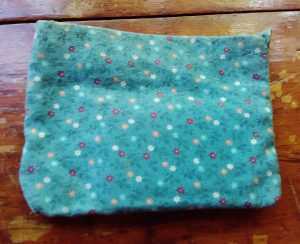 Fabric Stash Cash Wallet