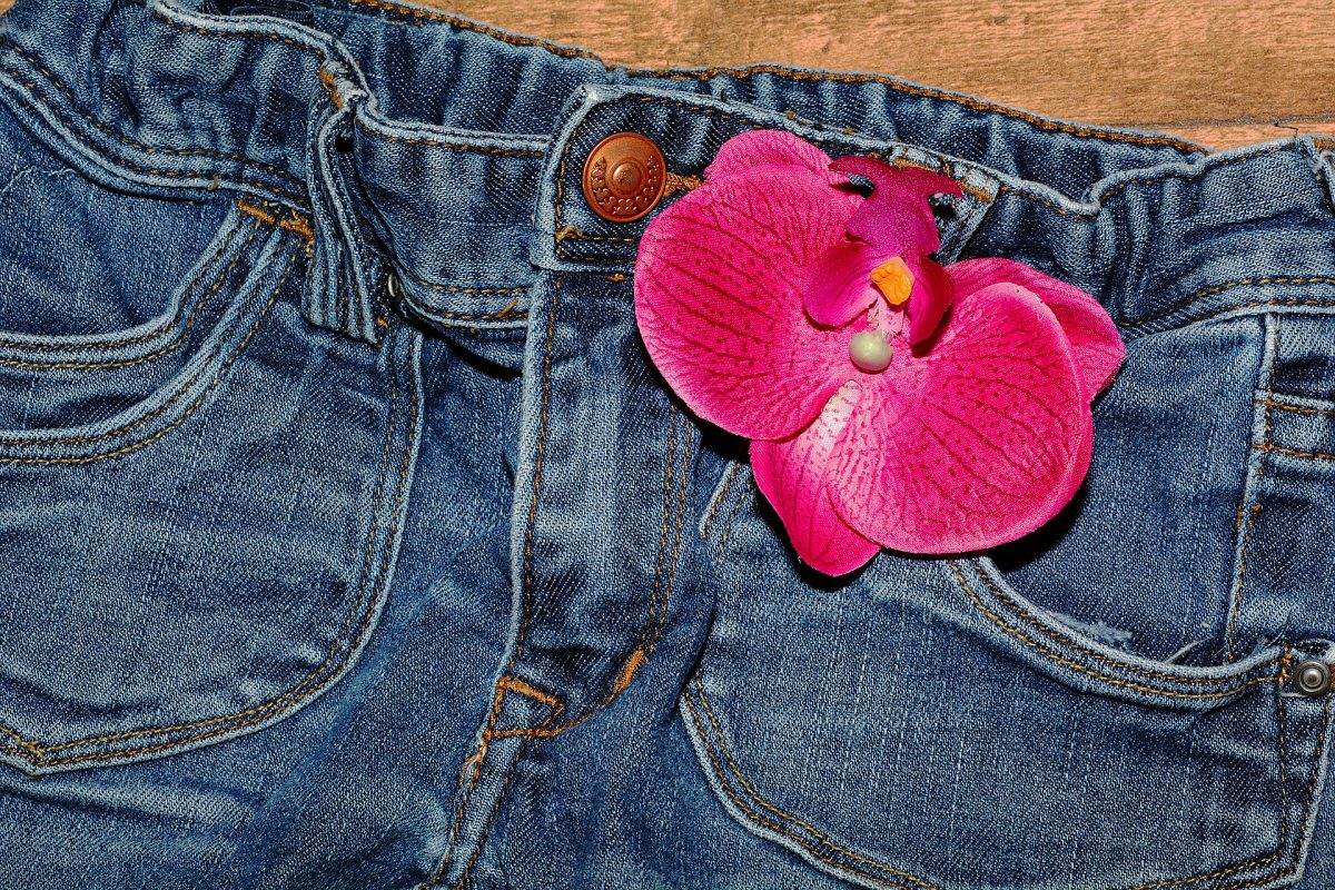 DIY Fun Jeans Project