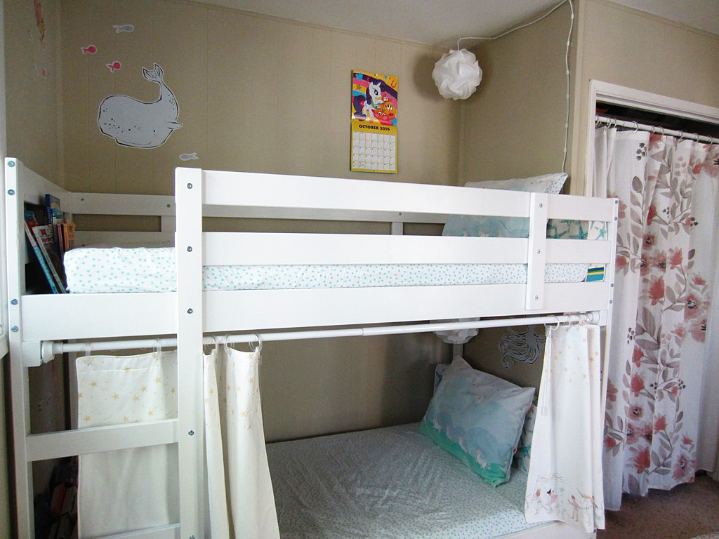 Bunk Bed Privacy Curtains Sewingmachinesplus Com Blog