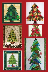 Photo Credits: Quilting at About.com (top left); Treasures-n-Textures (top right); Material Girl Quilts (middle left); Hoffman Fabrics (middle right); McCall's Quilting (bottom left); Waterwheel House Quilt Shop (bottom right).