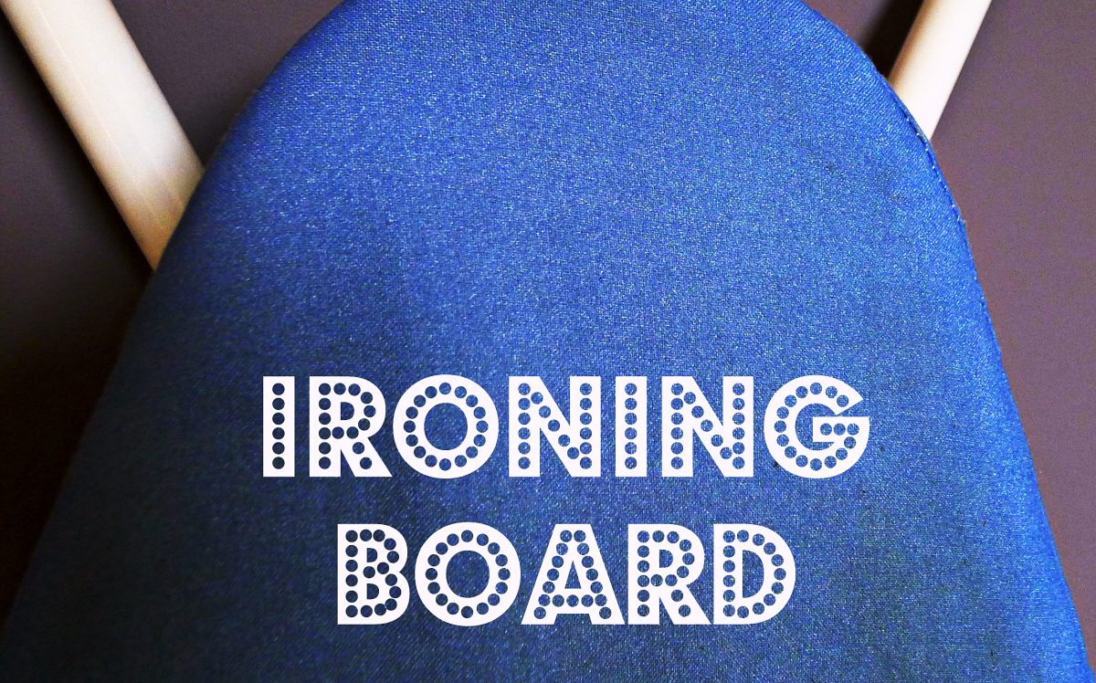 DIY Ironing Board Ideas