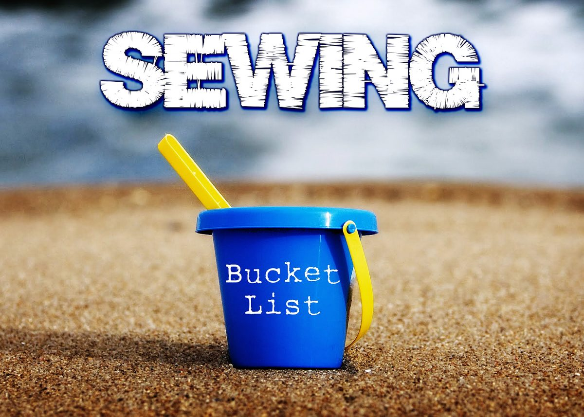 Sewing Bucket List