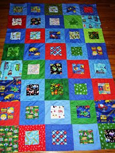 A toddler sized I-Spy quilt I want to make for my youngest.