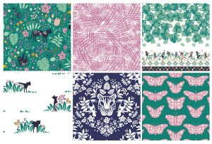Hawthorne Threads Pura Vida line is reminiscent of a Central American jungle & features wild cats.