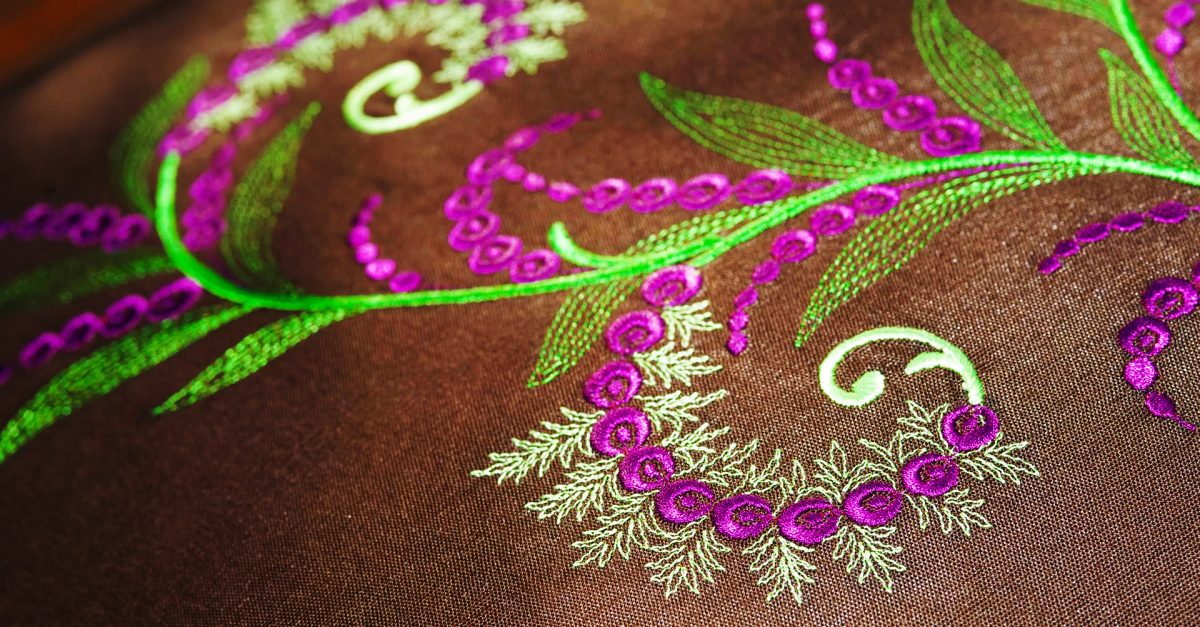 Embroidery Software and Designs Guide