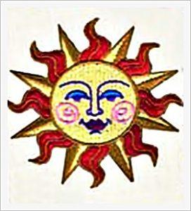 Anita Goodesigns Sun