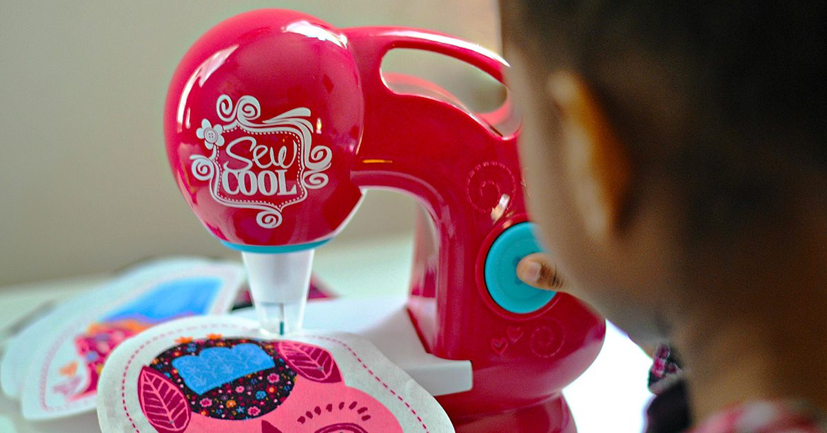 The Deeper Side of Toy Sewing Machines