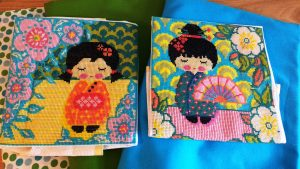 My sister, Sariah, and I are both talented sewists, though we tend to focus on sewing different types of things.