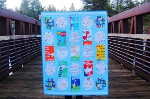 Taking some final pictures of your finished quilts is worth your effort to show off what you've created.