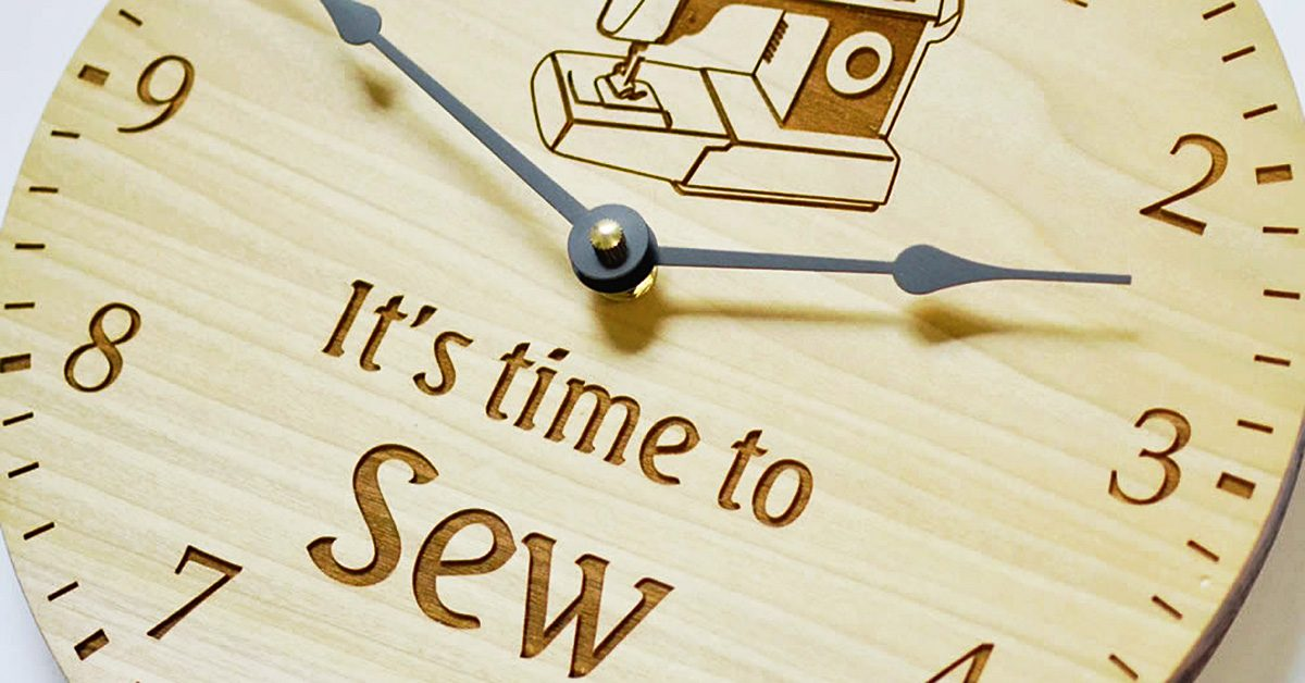 How to Make More Time to Sew