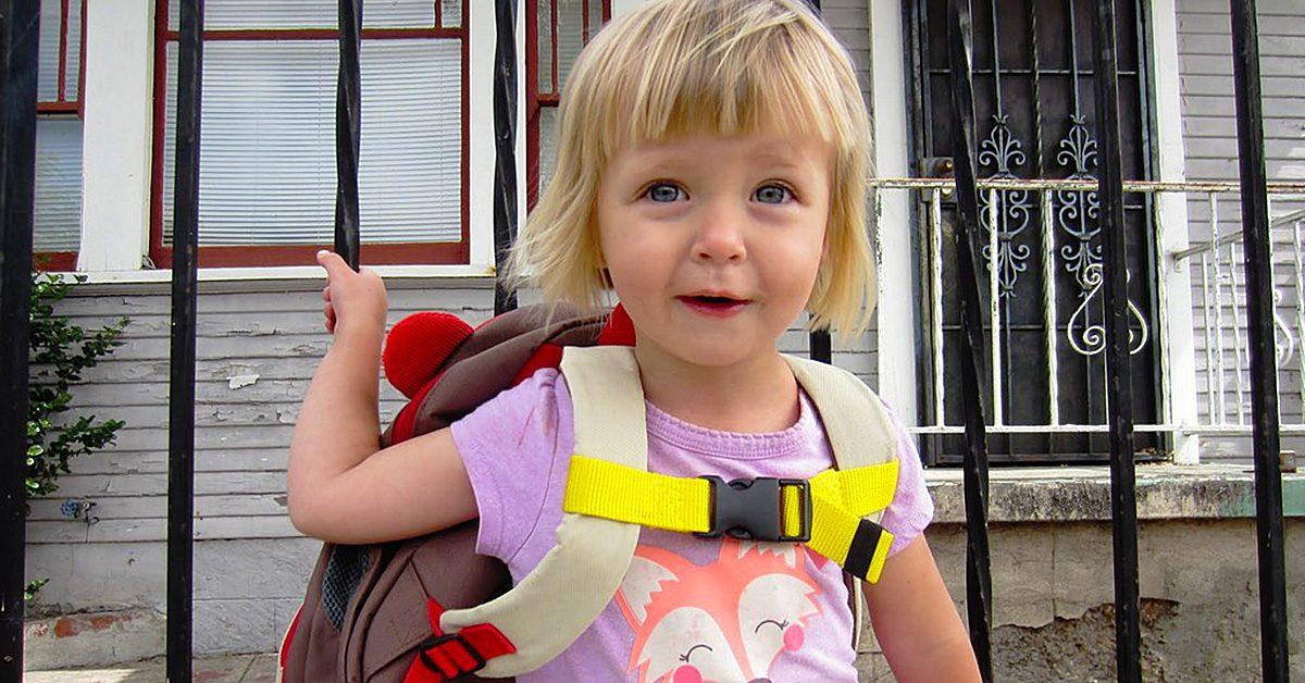 Skip Hop Children's Backpack Hack