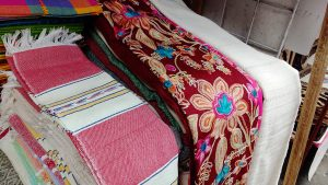 Locals claim that the birthplace of the serape is San Miguel de Allende.