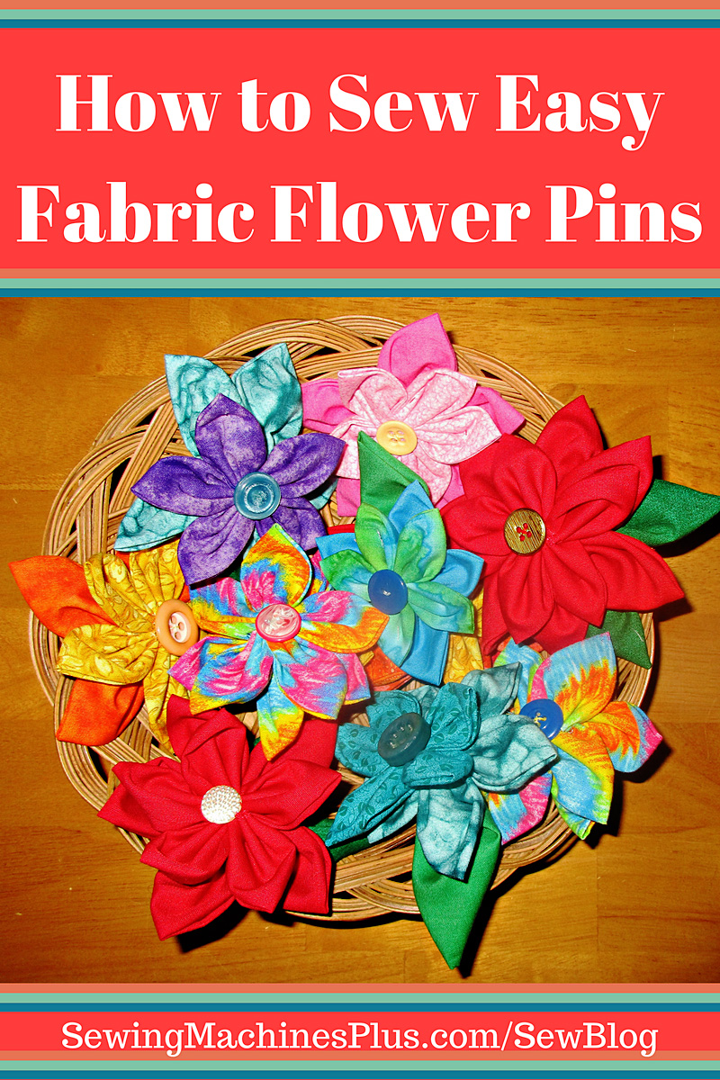 Sew easy fabric flower pins for bags hats hair gifts and more sew easy fabric flower pins for bags hats hair gifts and more izmirmasajfo