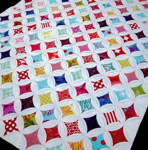 If you neglect a layer of quilt, that's a layer of quilt that isn't available to strategically cover mistakes & such, so the work could feel more vulnerable.