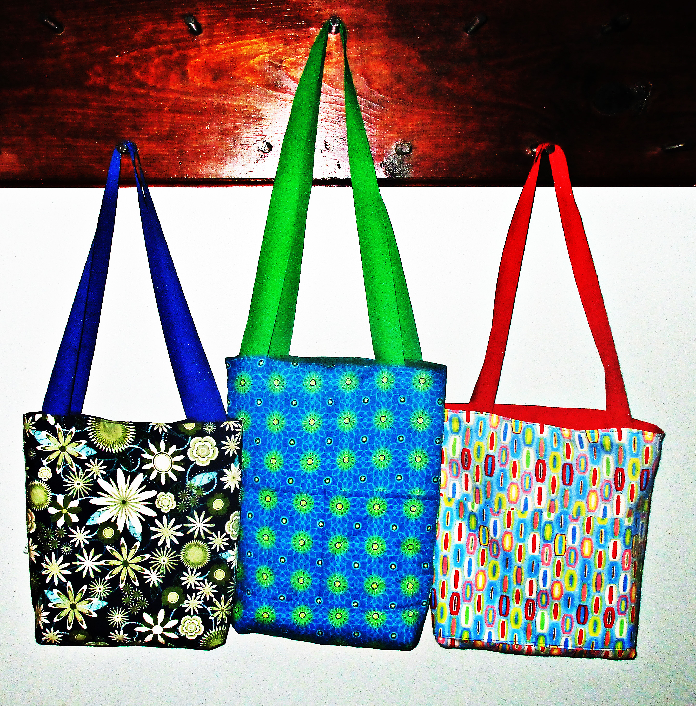 DIY: Reversible Tote Bag Tutorial | SewingMachinesPlus com Blog