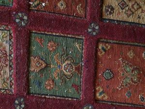 Detail of my carpet.