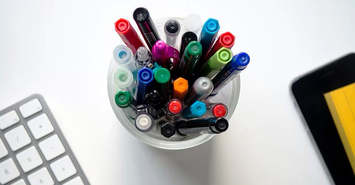 The Paradox of Fabric Markers