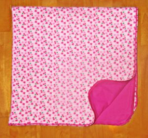 Easy, Easier, Easiest Ways to Sew Baby Blankets