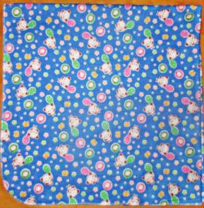 Easiest Baby Blanket