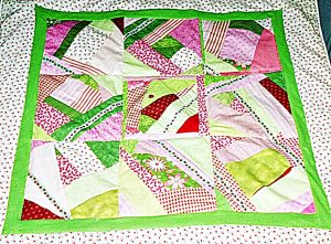 Easy, Easier, and Easiest Ways to Sew Baby Blankets