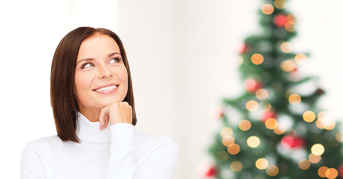 Christmas Tree Turtlenecks